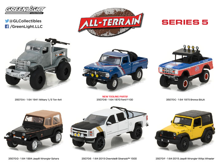 35070 - 1:64 All-Terrain Series 5