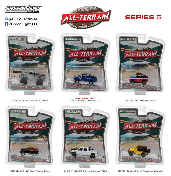 35070 - 1:64 All-Terrain Series 5
