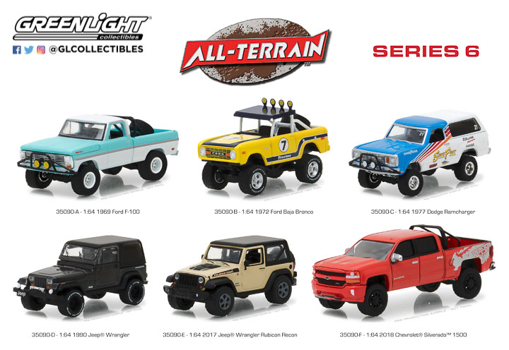 35090 - 1:64 All-Terrain Series 6