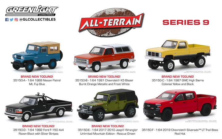 35150 - 1:64 All-Terrain Series 9