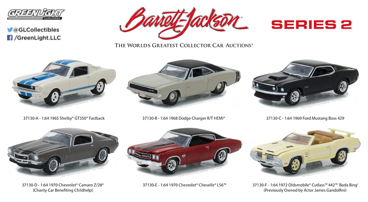 37130 - 1:64 Barrett-Jackson Scottsdale Edition Series 2