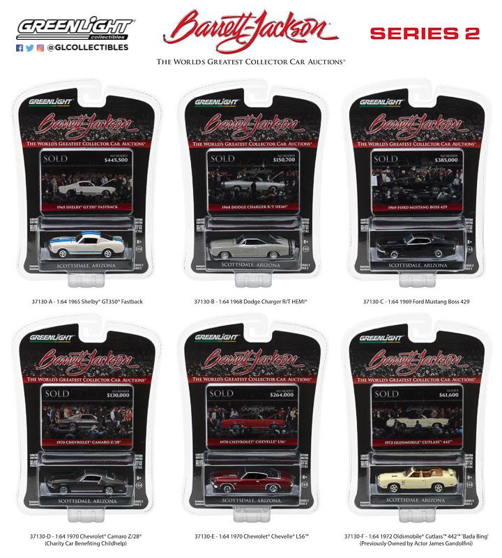 37130 - 1:64 Barrett-Jackson Scottsdale Edition Series 2