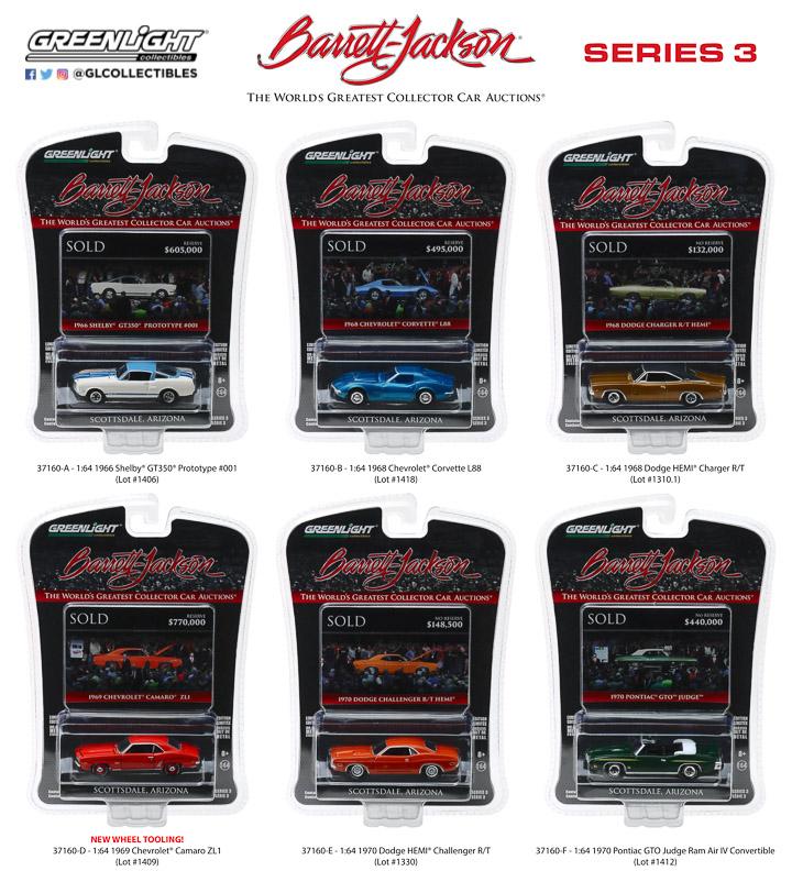 37160 - 1:64 Barrett-Jackson Scottsdale Edition Series 3