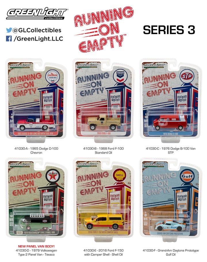 41030 - 1:64 Running on Empty Series 3