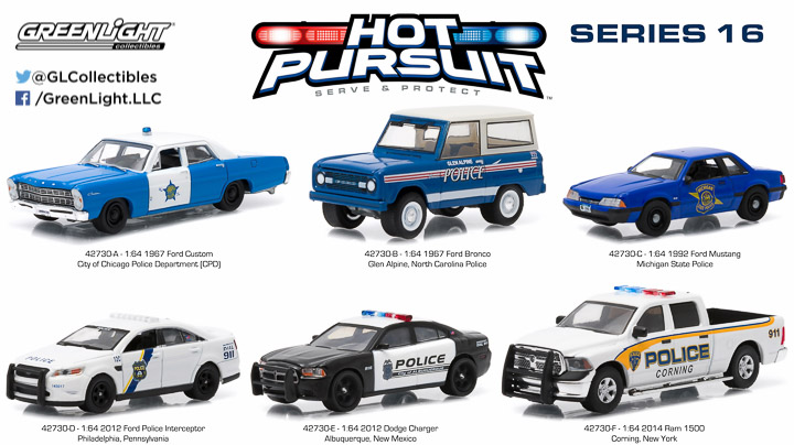 1:64 Hot Pursuit 16