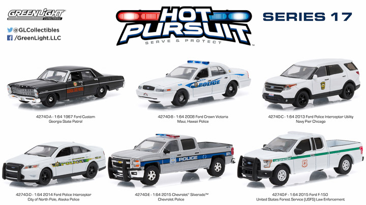 1:64 Hot Pursuit 17