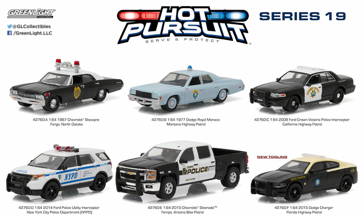 1:64 Hot Pursuit 19