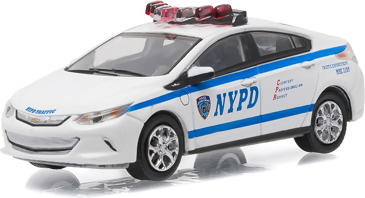 42770-E - 1:64 Hot Pursuit Series 20 - 2016 Chevy Volt
