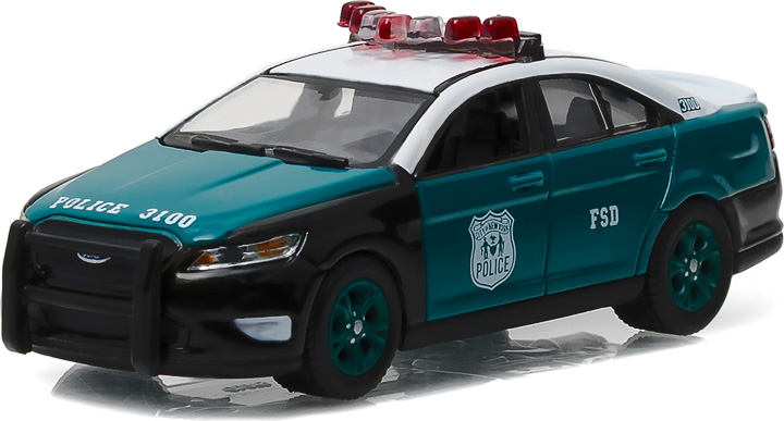 42780-D - 1:64 Hot Pursuit Series 21 - 2014 Ford Police Interceptor