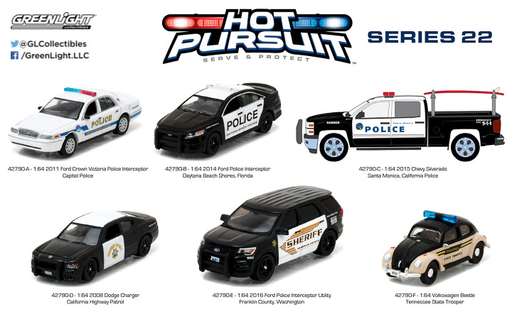 1:64 Hot Pursuit 22