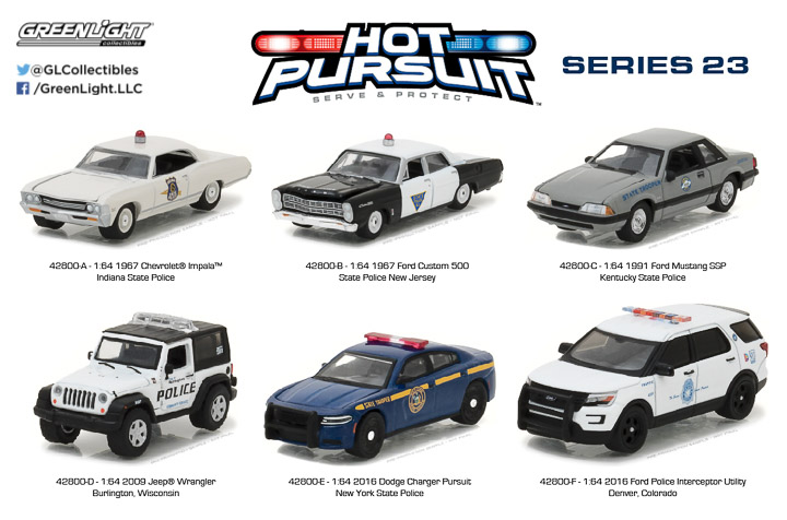 1:64 Hot Pursuit 23