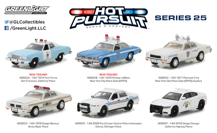 1:64 Hot Pursuit 25