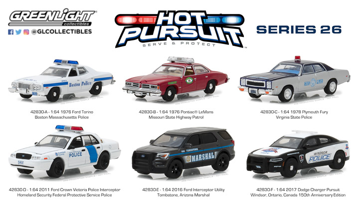 1:64 Hot Pursuit 26