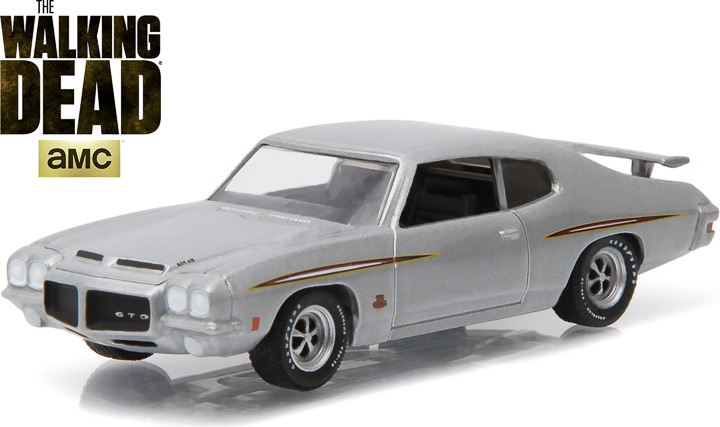 44730-E - 1:64 Hollywood Series 13 - 1971 Pontiac GTO (Ep. 1.01) S
