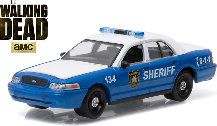 44730-F - 1:64 Hollywood Series 13 - 2001 Ford Cr