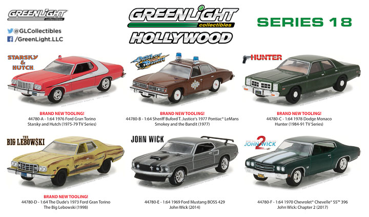 1:64 Hollywood 18