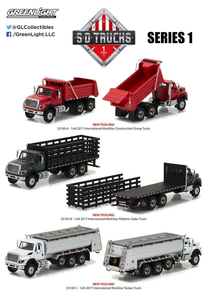 45010 - SD Trucks - Series 1