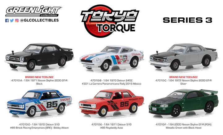 47010 - Tokyo Torque - Series 3