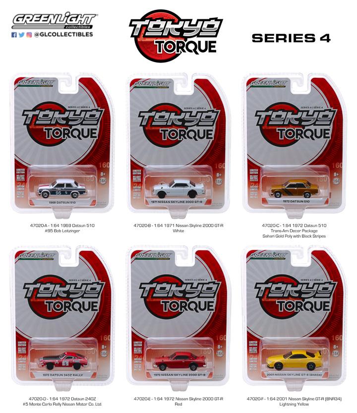 47020 - Tokyo Torque - Series 4