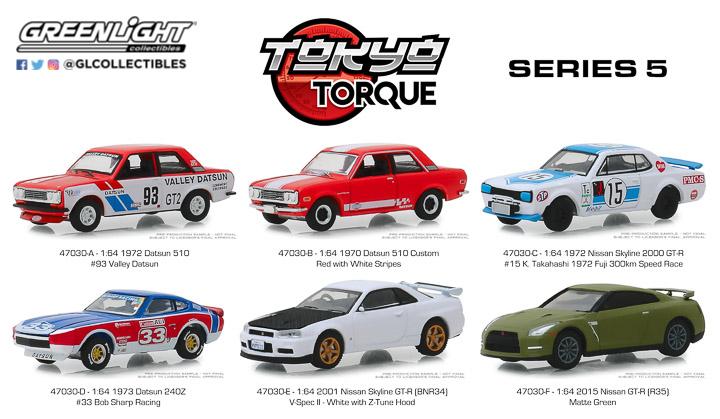 47030 - Tokyo Torque - Series 5