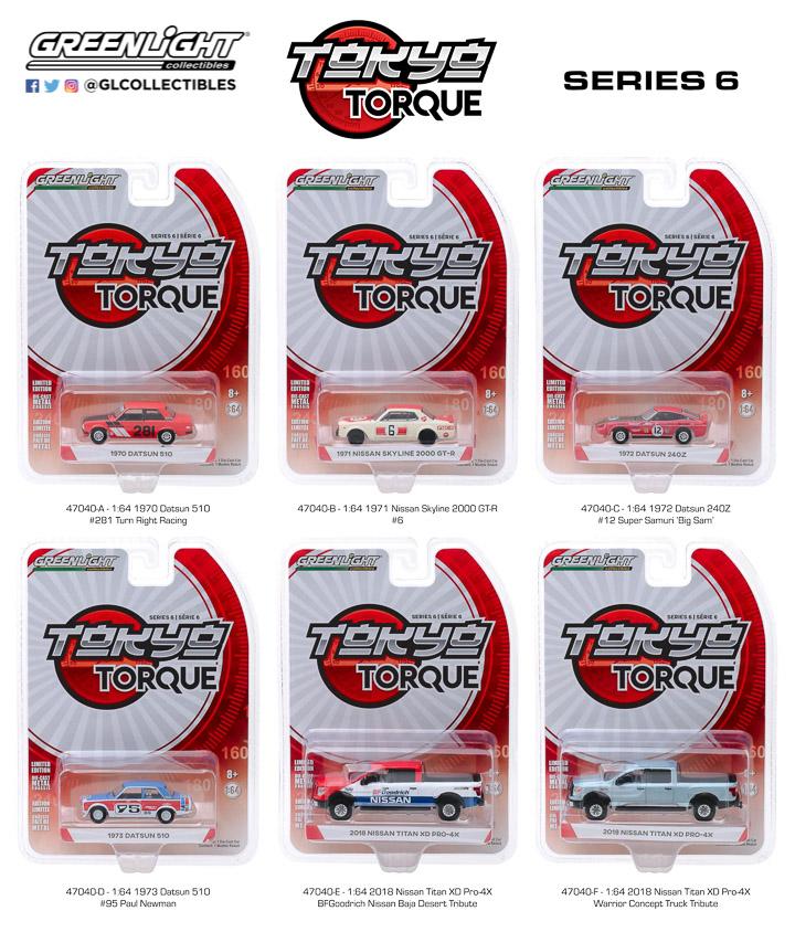 47040 - Tokyo Torque - Series 6