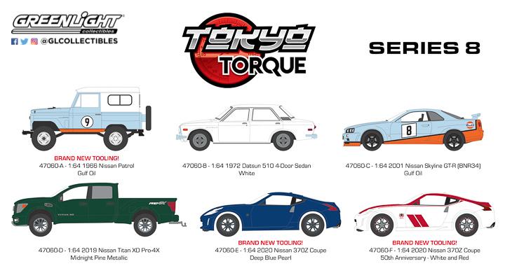47060 - Tokyo Torque - Series 8