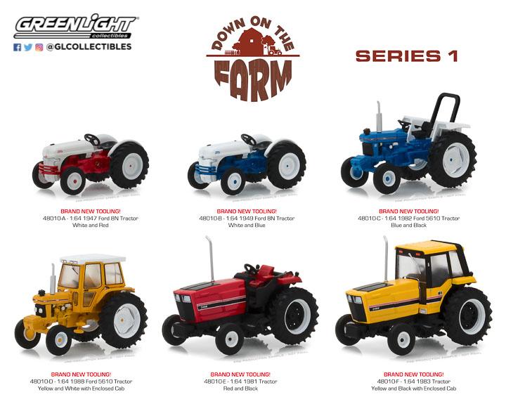 48010 - Down on the Farm Series 1