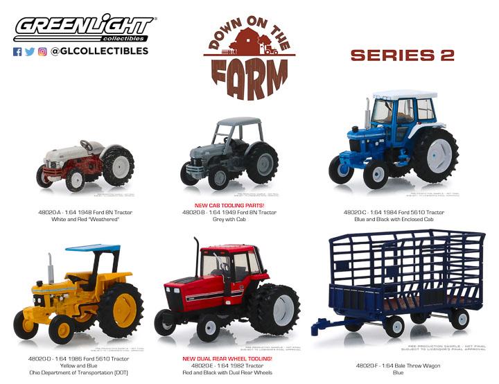 48020 - Down on the Farm Series 2