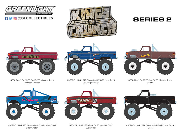 49020 - Kings of Crunch Series 2
