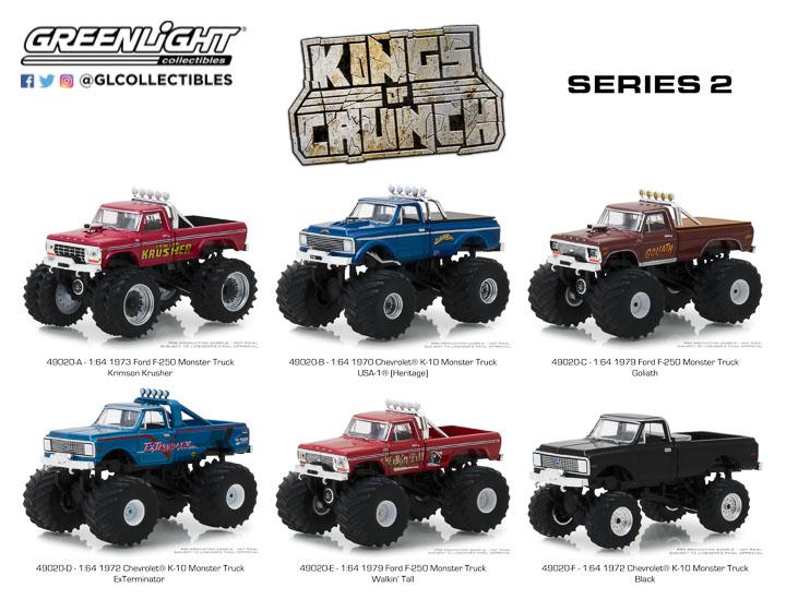 49020 - Kings of Crunch Series 2