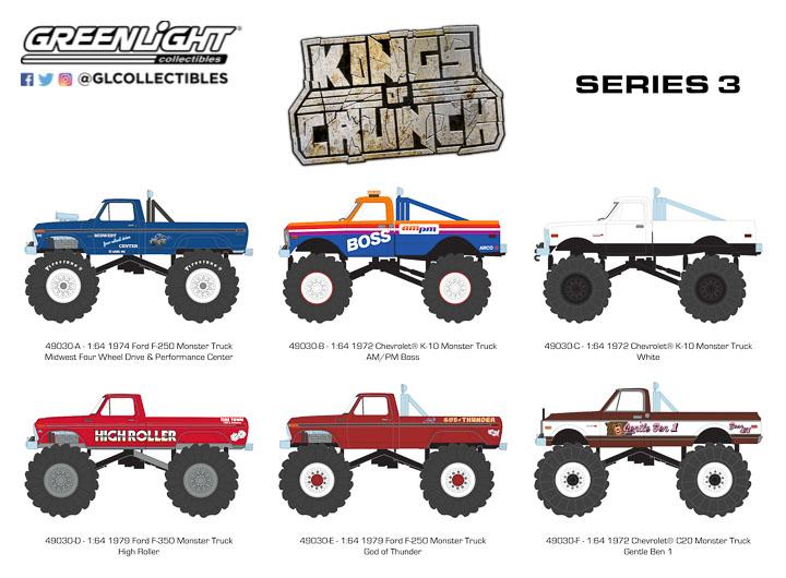 49030 - Kings of Crunch Series 3