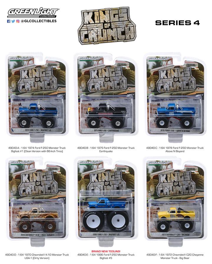 49040 - Kings of Crunch Series 4