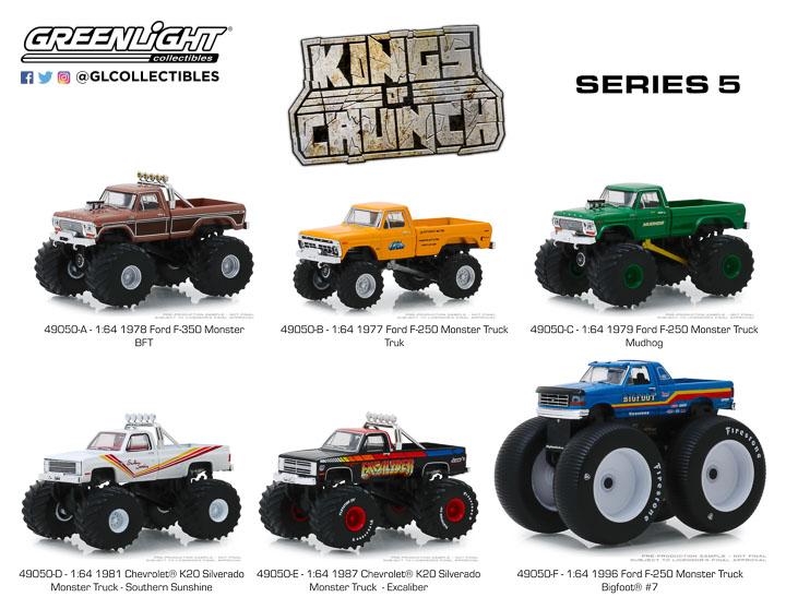 49050 - Kings of Crunch Series 5