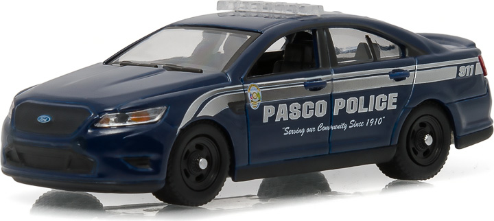 50848 - 1:64 2013 Ford Police Interceptor - 2013 Ford Police Interceptor