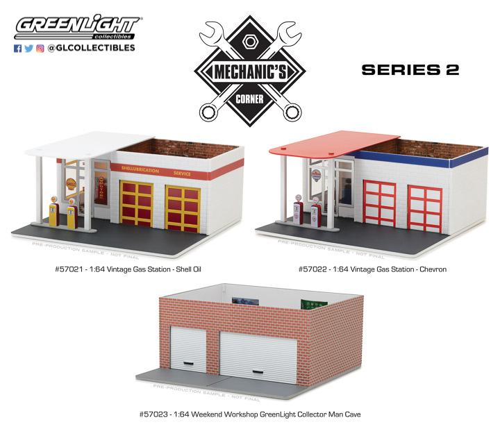 57020 - Mechanic's Corner - Series 2