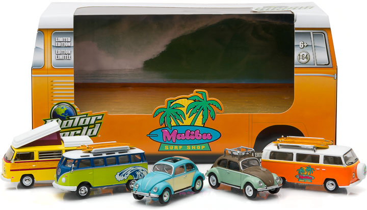 1:64 MotorWorld Diorama - Malibu Surf Shop