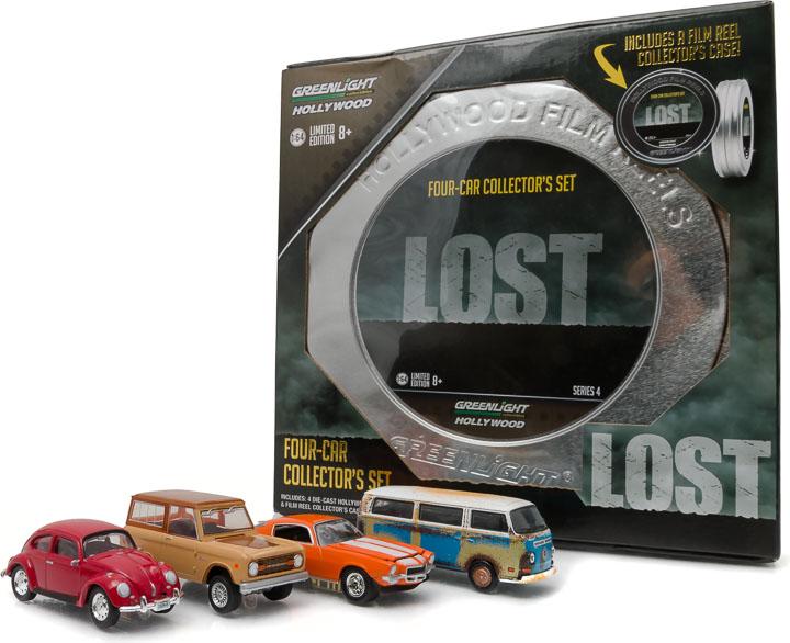 59040-A  - 1:64 Hollywood Film Reels Series 4 - Lost (2004-10 TV Series)
