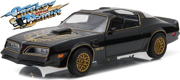 1:24 Smokey and the Bandit (1977) - 1977 Pontiac Firebird Trans Am