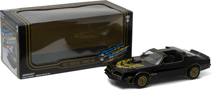 1:24 Smokey and the Bandit (1977) - 1977 Pontiac Firebird Trans Am