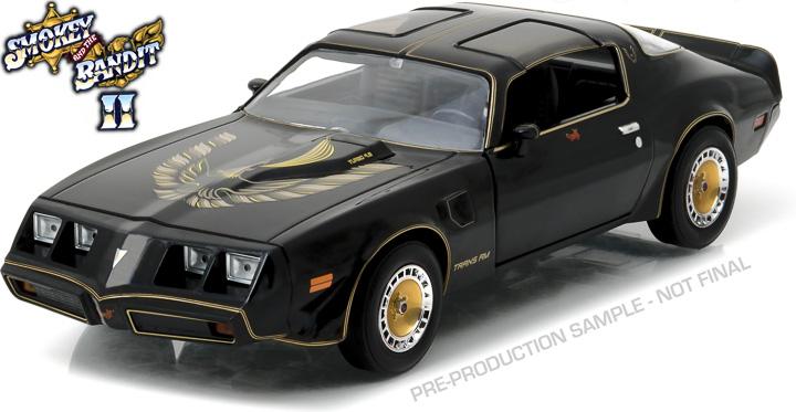 84031 - 1:24 Smokey and the Bandit II (1980) - 1980 Pontiac Firebird Trans Am Turbo 4.9L