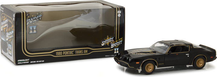84031 - 1:24 Smokey and the Bandit II (1980) - 1980 Pontiac Firebird Trans Am Turbo 4.9L