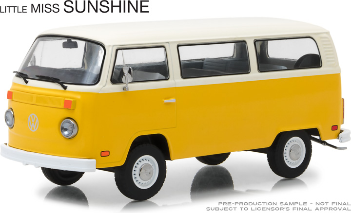 84081 - 1:24 Little Miss Sunshine (2006) - 1978 Volkswagen Type 2 (T2B) Bus