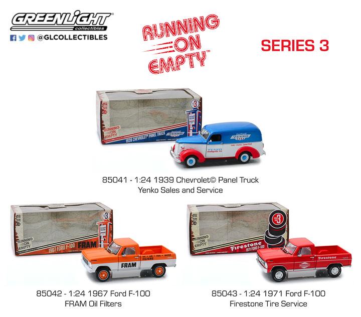 85040 - 1:24 Running on Empty Series 3
