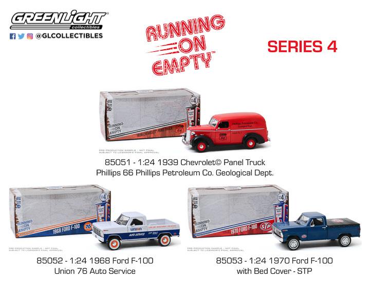 85050 - 1:24 Running on Empty Series 4