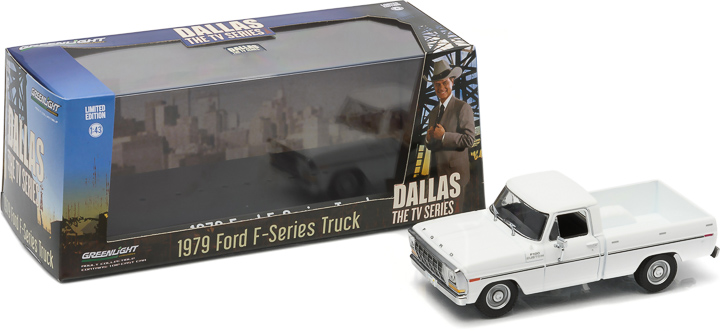 1:43 Dallas (TV Series, 1978-91) - 1979 Ford F-Series Truck
