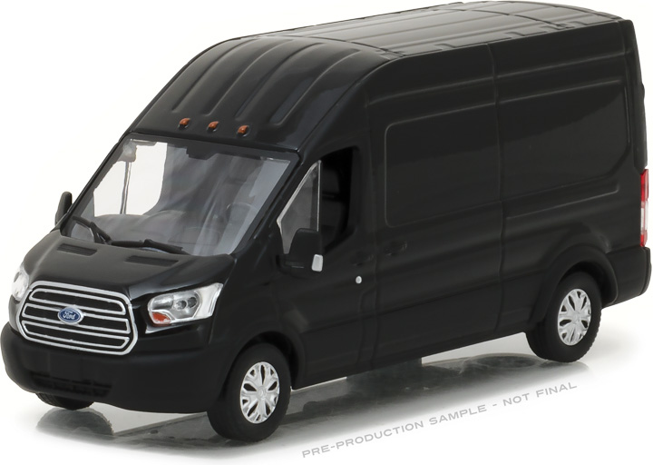 2017 Ford Transit Extended Van High Roof Greenlight