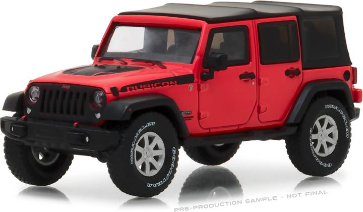 86093 - 1:43 2017 Jeep Wrangler Unlimited - Rubicon Recon