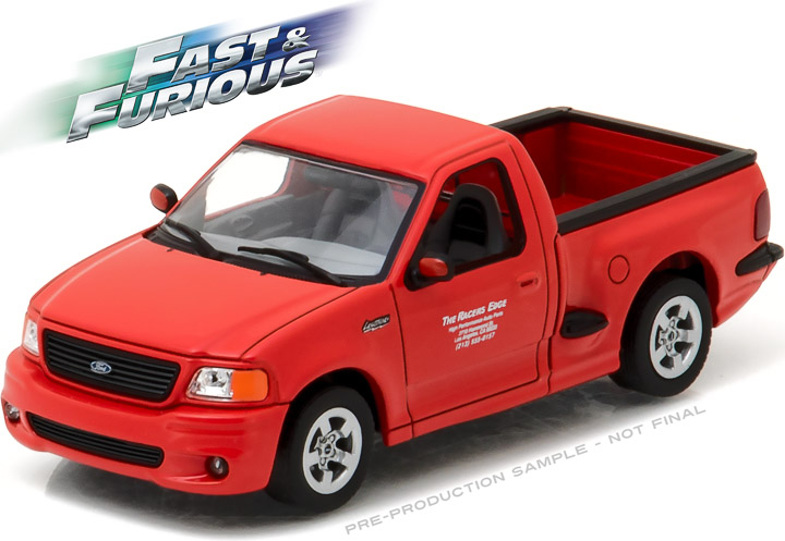 1:43 Fast & Furious - The Fast and the Furious (2001) - 1999 Ford F-150 SVT Lightning