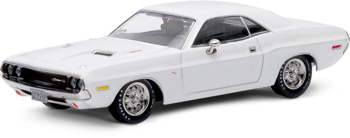 86301 - 1:43 GreenLight Exclusives - 1970 Dodge Challenger R/T