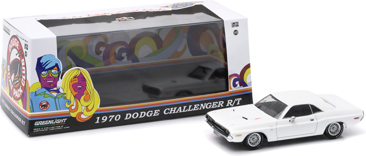 86301 - 1:43 GreenLight Exclusives - 1970 Dodge Challenger R/T